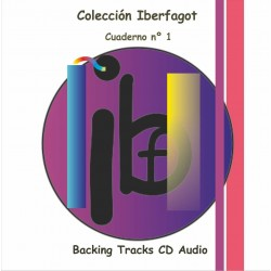 Book 1. Backing Tracks. CD 1