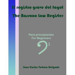 El registro grave del fagot